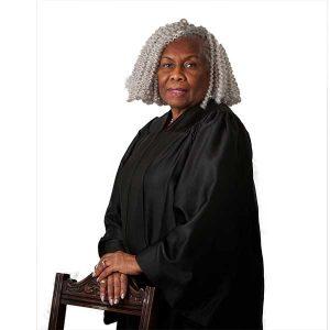 Justice Janice McKenzie Cole